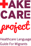 Logo Take Care project